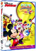 LA CASA DE MICKEY MOUSE: VOL. 8 AVENTURAS DE COLORES (DVD)