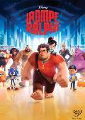 ¡ROMPE RALPH! (DVD)