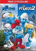 LOS PITUFOS 1+2 (DVD)