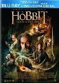 el hobbit: la desolación de smaug (blu-ray+dvd)+copia digital-5051893169737