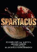 pack spartacus:1 + 2 + 3 (dvd) 8420266969552