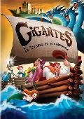 gigantes. la leyenda de tombatossals (español) (dvd)-8436022319936