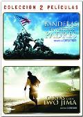 banderas de nuestros padres + cartas desde iwo jima (dvd)-5051893220773