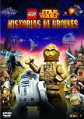 LEGO STAR WARS: HISTORIAS DE DROIDES VOLUMEN 1 (DVD)