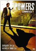 POWERS: TEMPORADA 1 (DVD)