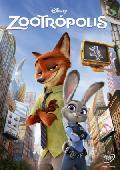 ZOOTRÓPOLIS (DVD)