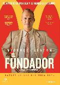 el fundador - dvd --8436564162373