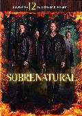 sobrenatural - dvd - temporada 12-8420266014825