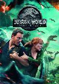 jurassic world el reino caído - dvd --8414533116077